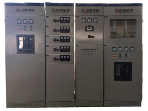 Gck Model Low Voltage Withdrawable Switchgears of Contacting, Outing Wire,  Capacitor Compensations, Incoming Wire
