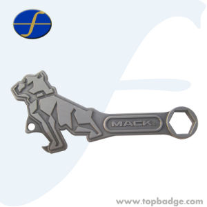 Create Your Own Specialized Custom Metal Antique Wrench Keychain (FTKC1881A) pictures & photos