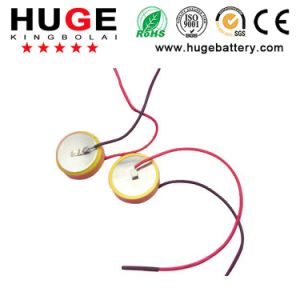 3.0V Lithium Metal Button Cell Battery Cr2477 pictures & photos