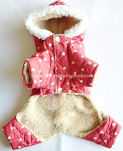 Pet Clothes Coat Dress Pet New Warm Dog Clothes pictures & photos