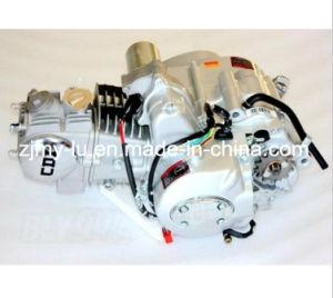 China Motorcycle Engine 125cc 3+1 Semi Auto Motorcycle