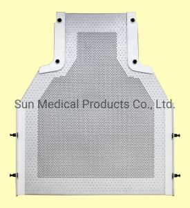 Civco- Medtec Type Head-Shoulder-Breast Thermoplastic Radiotherapy Mask