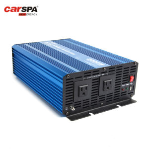 2000W DC to AC home use pure sine wave power inverter with USB port