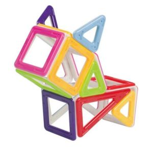 China Plastic Preschool Safety Magnetic Building Toys Educational