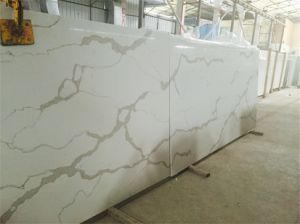 Quartz Stone Countertop for Kitchen or Bathroom