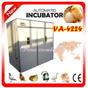 Newest Automatic Commercial Egg Incubator for Chickens pictures & photos