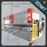 Hydraulic CNC Press Brake in Tandem pictures & photos