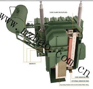 Cork Gasket for Making Distribution Transformer (power transformer)