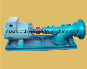 Horizontal Shaft Axial Flow Water Turbine