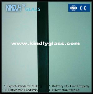 12-22mm Tempered Glass Deck Railing