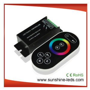 RF Wireless Touch RGB LED Controller (made in China) pictures & photos