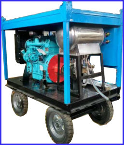 Water Injection Cleaner Diesel Engine High Pressure Washer pictures & photos