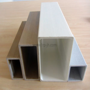 TUV Certified FRP Pultruded Square Tube pictures & photos