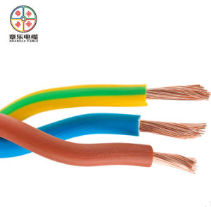 Multi-Core Flexible Cable, PVC Wires for Equipments, 300/500V