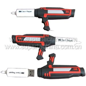 Silicone Glue Gun Shaped USB Flash Drive (S1A-6211C) pictures & photos