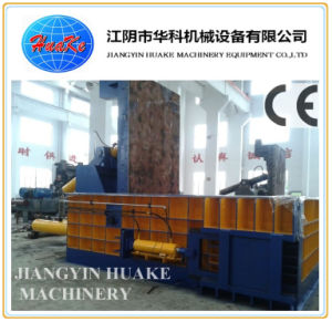 Hydraulic Automatic Scrap Baler pictures & photos