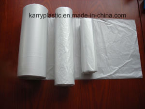 HDPE Garbage Bag, Trash Bags with Star-Sealed Bottom pictures & photos