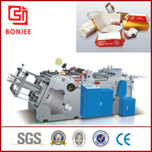 Disposable Paper Meal Case Forming Machinery (BJ-B)