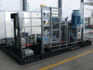 High Pressure Compressor Oil Free Compressor for Daughter Gas Filling Station