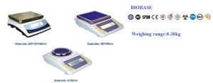 Biobase Be Series Electronic Balance with 0-30kg pictures & photos
