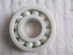 High Temperature Resistance Full Ceramic Bearing 6204 2RS pictures & photos