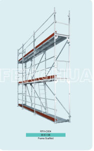Layher Type Steel Frame Scaffold System pictures & photos