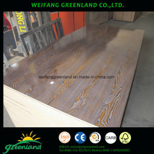 PVC Film MDF 1220X2440mm Furniture Usage pictures & photos