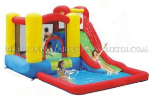 Combo Bouncer, Inflatable Bouncer and Slide (H1002) pictures & photos