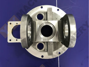 Customized CNC Machined Forged Forging Machinery Parts pictures & photos