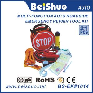 21PCS Roadside Emergency Kit for Auto