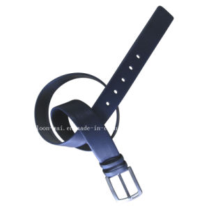 Factory Price Hot Selling Fashion Men′s Leather Belt