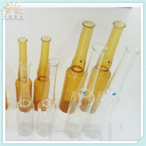 Pharmaceutical Clear Ampoule Bottle with Internation Standard (LJ-PP-01)