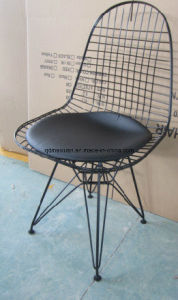Iraq Was Hollow Out The Wire Chairs Eames Wire Chair Outdoor Cafe  Restaurant Chair Chair Meetings (M X3368)