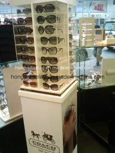 Sunglass Display Showcase, Sunglass Floor Stand pictures & photos