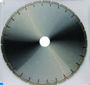 Laser Welding Diamond Saw Blades for Stone pictures & photos