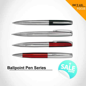 Stainless Steel Ball Pen (TTX-L02B)