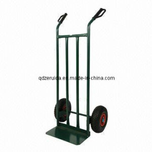 Steel Tube Frame Hand Trolley (HT2064) pictures & photos