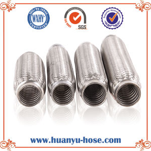 Flexible Exhaust Pipe with Interlock pictures & photos
