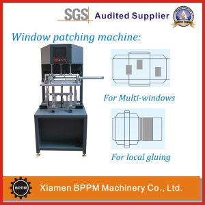 Window Patching Machine for Multi-Windows and Local Gluing pictures & photos