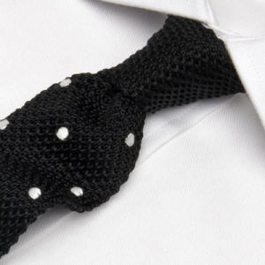 Men′s Fashionable 100% Polyester Knitted Tie (KT-04) pictures & photos