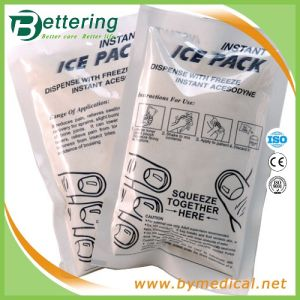 Disposable First Aid Care Cold Therapy Instant Cooling Ice Bag pictures & photos