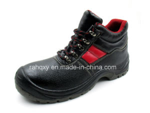 Popular in Europe Red Part Safety Shoes (HQ03020) pictures & photos