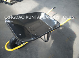 Qingdao Made Lowest Price High Quality France Model Wheelbarrow (WB6400) pictures & photos