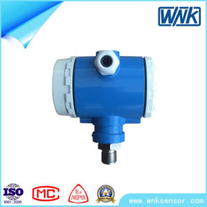 Explosion Proof 4~20mA/Hart/Profibus-PA Industrial High Temperature Pressure Transmitter with Accuracy 0.075%Fs pictures & photos