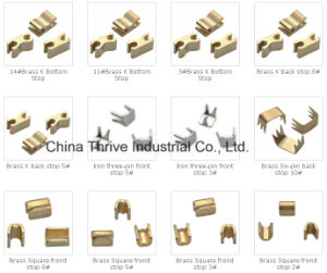 High Quality Copper Flat Wire for Zipper pictures & photos