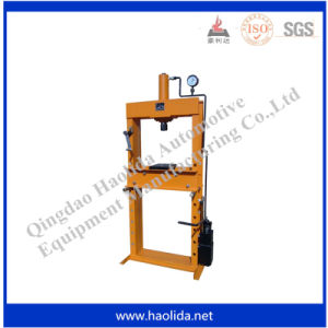 Pedal Hydraulic Press Machine pictures & photos
