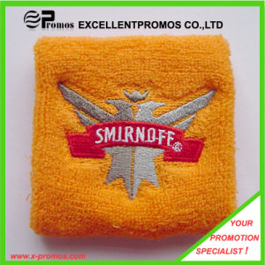 Embroidery Cotton Wholesale Terry Sports Sweatbands (EP-W9018) pictures & photos