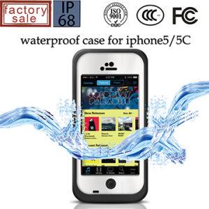 Factory Price Waterproof Shockproof Dirt-Proof Case for iPhone5C