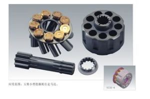 Yc35-6 Motor Drives Hydraulic Pump Spare Parts for Construction Machinery Excavator pictures & photos