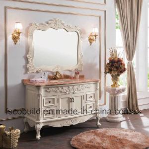 Antique Style Oak Furniture, Bathroom Furniture, Home Furniture (K812)